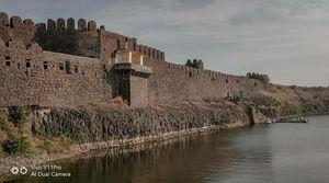 Summer vacation visit to Naldurg Fort