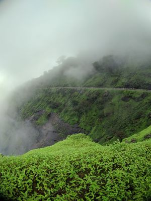 Chasing monsoon. Visuals from Peb Fort #ColourGreen