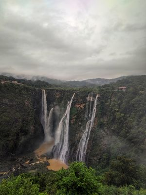 Explored India's Second Highest Plunge Waterfall - Jog falls
