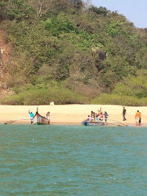 Nomad in Goa