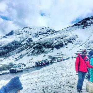 हिमाचल प्रदेश-अनन्त बर्फ की चोटियों की भूमि #MonsoonYatra
