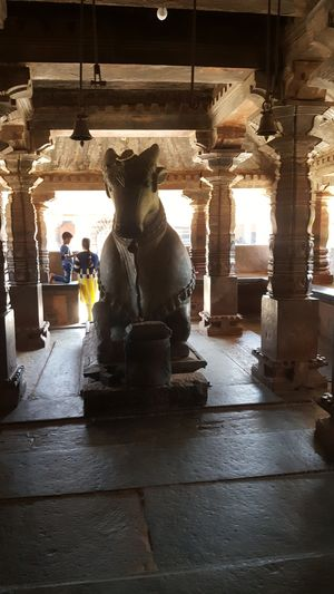 A 9th Century Marvel - Madhukeshwara Temple