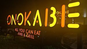 ONOKABE - ALL YOU CAN EAT  SUKI & GRILL at Alam Sutera ,Tangerang, Indonesia