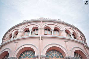 Vivekanandhar Illam - Most Beautiful place to visit in Chennai near Marina Beach.