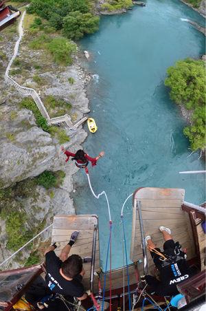 The Most Adventurous Bunzy Jump