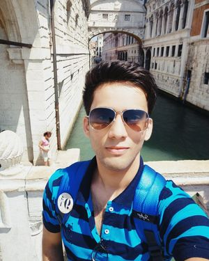 Venice - The revel of earth, the masque of Italy. #SelfieWithAView  #TripotoCommunity