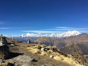 Trek to Chandrashila- CHANDRASHILA SUMMIT- Expect the Unexpected