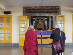 H.H. the Dalai Lama's Main Temple 1/undefined by Tripoto