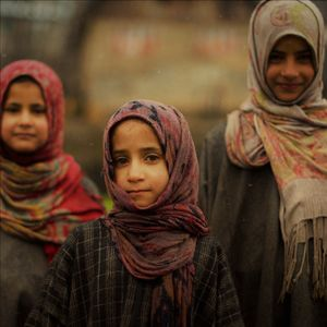 Tale of kashmiri children's from my lens