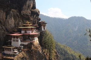 Bhutan: On The Pursuit Of Happiness
