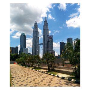 Petronas Towers Malaysia.