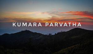 Trekking Kumara Parvatha