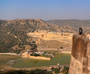 Jaipur - Amer Fort / Amber Palace Photo Blog