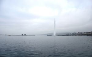 A day in the PEACE CAPITAL, Switzerland