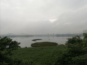 Early morning@Powai lake