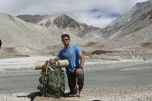 This pass stands as the world's highest at 6111 mtr- kalindikhal Pass