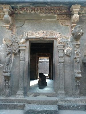 kailash temple ellora 1/12 by Tripoto