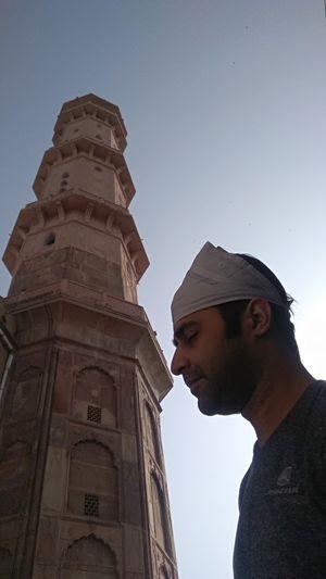 The Largest Mosque of India - Taj Ul Masjid (تاج الاسلام)