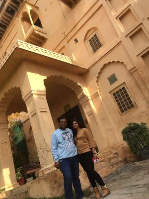 Neemrana fort a visit to remember #Rajasthan #Neemrana #Birthdaycelebrations