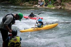 Kayakking adventures