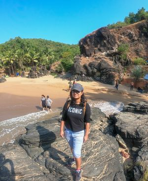 Gorgeous Gokarna beaches which will make you forget Goa..