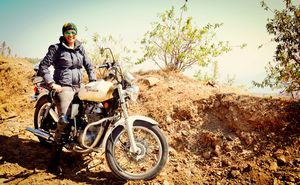 Few unexplored bike trails – For those who look for solitude
