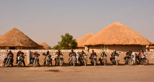Rann of Kutch - life lessons on an 8 day riding expedition to the land of white sands.