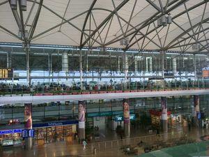 Hyderabad International Airport 1/1 by Tripoto