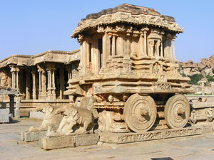 Things you should not miss in Hampi, South Karnataka