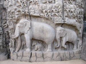 A short trip to Mahabalipuram