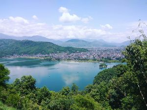 Backpacking to Nepal