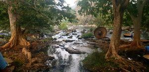 Hogenakkal Falls - December 2018