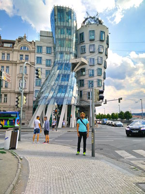 Dancing House 1/3 by Tripoto