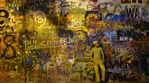 John Lennon Wall 1/6 by Tripoto