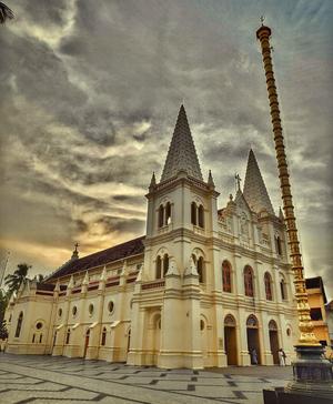 Santa Cruz Basilica 1/undefined by Tripoto