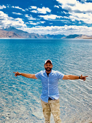 Ladakh- A Surprise at every bend.