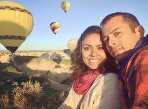 Impromptu selfies & perfect travel memories !! #SelfieWithAView   #TripotoCommunity