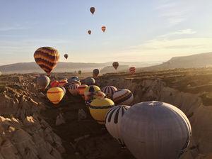 Magical Cappadocia!