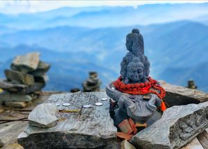 Tungnath is the highest Shiva temple in the world and is the highest of the five Panch Kedar temples