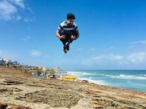 """San Juan,Port Rico"" the picturesque gateway to the Caribbean sea  !"