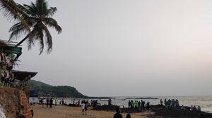 December in Goa