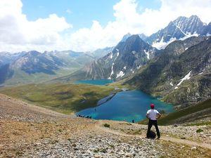 Kashmir Great Lakes Trek - Heaven on Earth experience