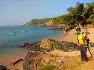 Kumta to Gokarna Beach Trek - A trek through hidden beach trails in India
