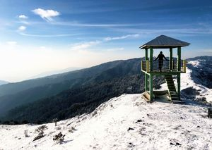 No motorable roads..! Only trekking will get you here! #tenphotos