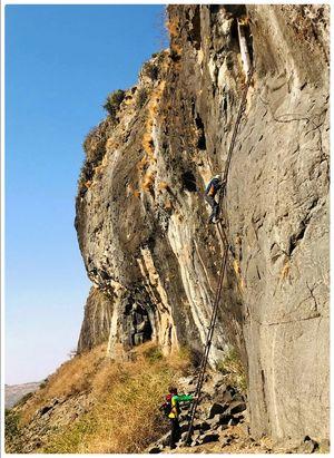 Baglan region trek..5 forts, Rajdher, Mulher, Mora, Salher and Salota