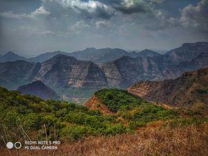 Raireshwar to Mahableshwar long range endurance trek