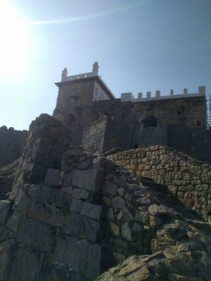 Golconda fort: reminiscent of history, royalty and war in the heart of hyderabad