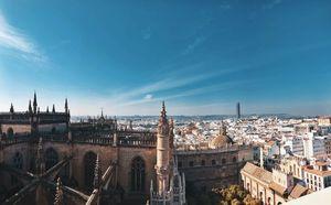 I found love in Seville