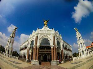 Most beautiful church in Kerala.