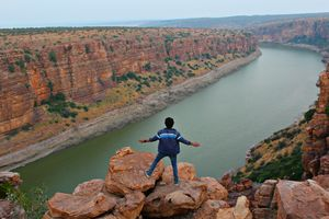 Bike Ride To Gandikota (Andhra Pradesh)